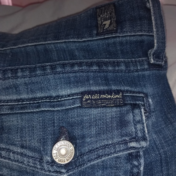 7 For All Mankind Denim - 7 for  All Mankind jeans